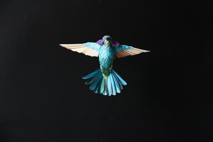 бумажные птицы Диана Белтран Херрера 12 (700x466, 172Kb)