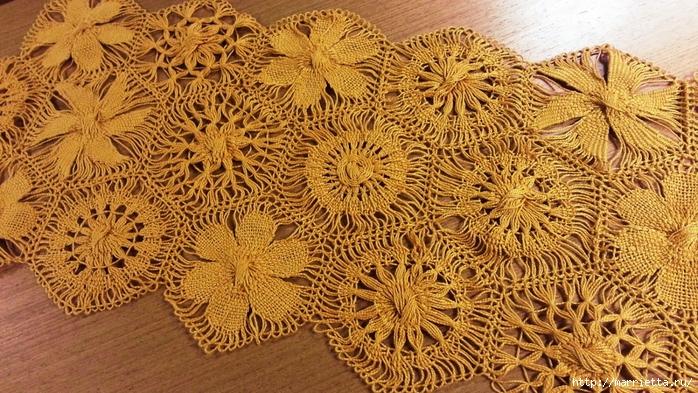 Плетение цветов на тенерифе. Фото мастер-класс (8) (700x393, 368Kb)