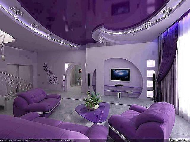Сиреневая мягкая мебель (640x479, 49Kb)