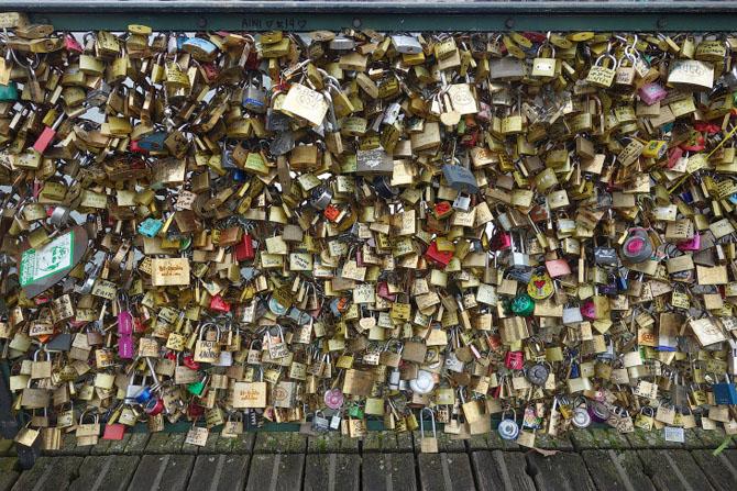 мост искусств в париже 5 (670x447, 420Kb)