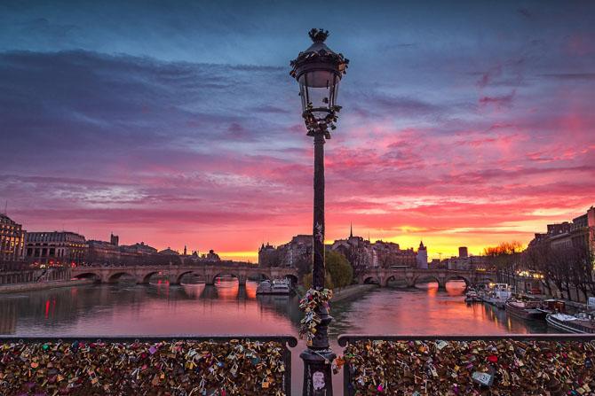 мост искусств в париже 9 (670x447, 249Kb)