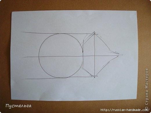 Плетение из газетных трубочек. ЕНОТ (13) (520x390, 69Kb)
