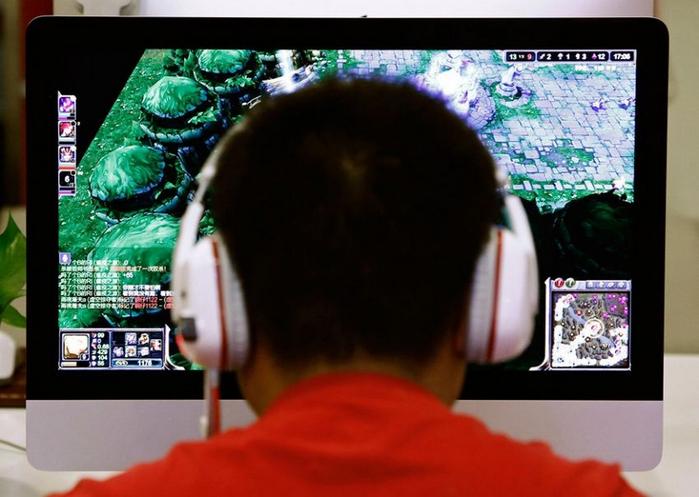 лагеря для интернет-зависимых детей в китае 1 (700x497, 324Kb)