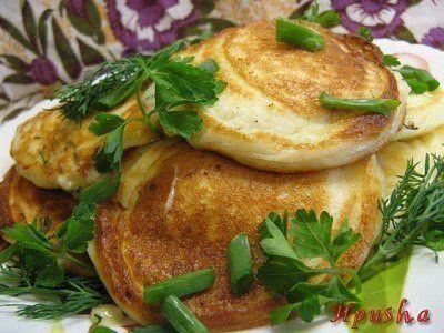 оладьи-хачапури