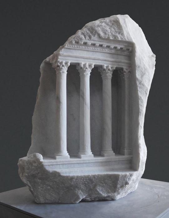 скульптуры из мрамора 8 (542x700, 238Kb)