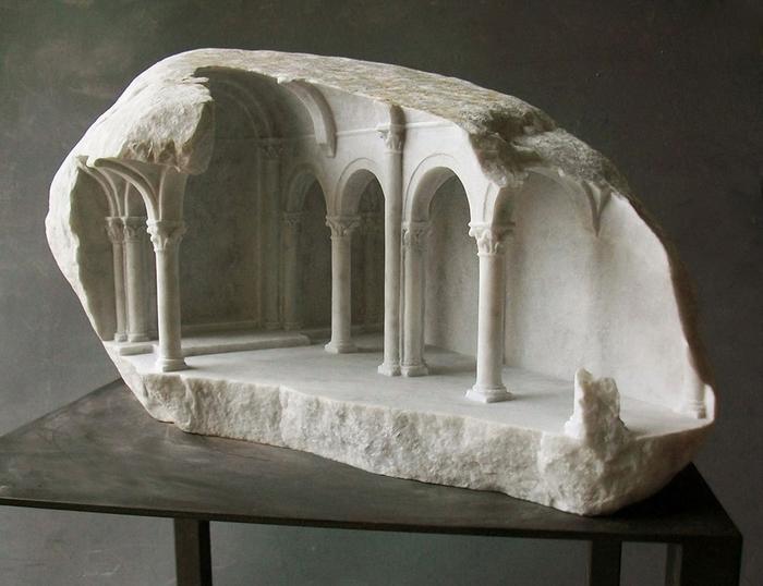 скульптуры из мрамора 12 (700x538, 312Kb)