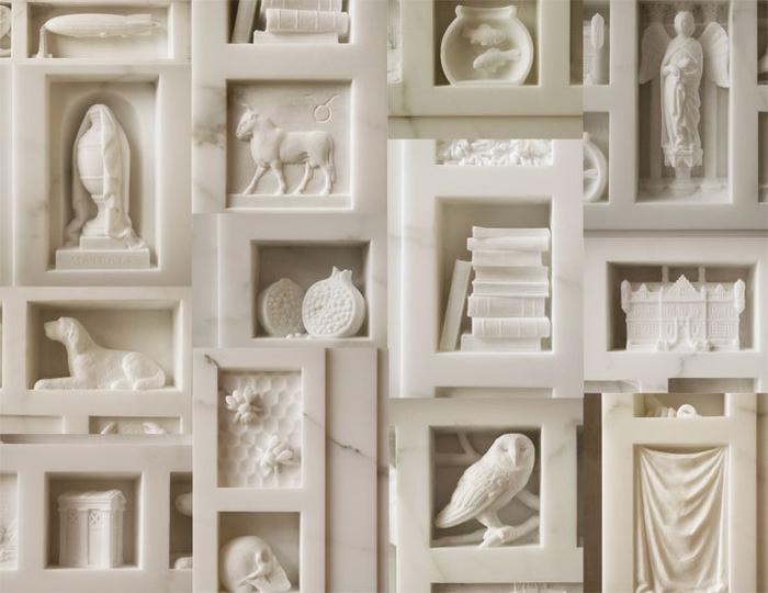 скульптуры из мрамора 15 (700x540, 272Kb)