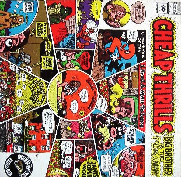 Janis Joplin �Ball and Chain� (1969, live) (595x580, 227Kb)