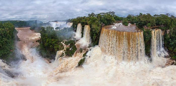 водопады игуасу фото 2 (700x341, 280Kb)