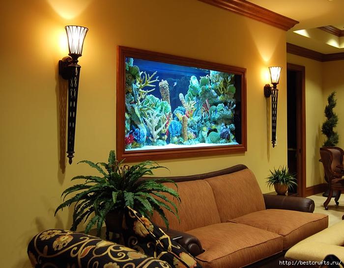 аквариум в интерьере (4) (700x546, 277Kb)