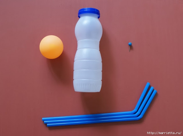 Вертолет из пластиковой бутылочки и теннисного мячика (1) (640x477, 76Kb)