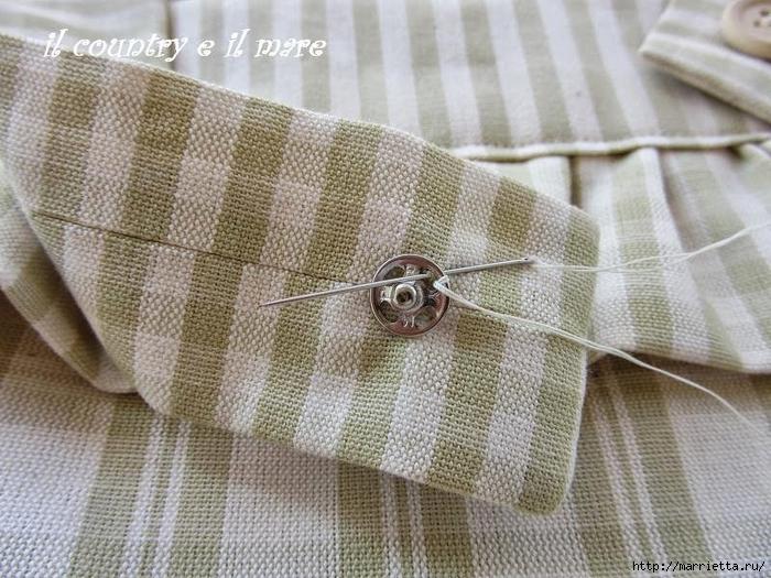 Cosa ti mismo un bolso de pinzas de la ropa.  Master Class (21) (700x525, 320Kb)