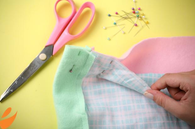 Одеяло с бабочками для детской кроватки. Шьем сами (15) (620x413, 309Kb)