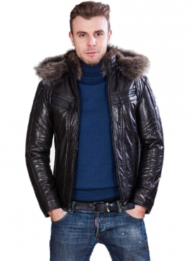 Купить Куртку Из Натуральной Кожи Каляев