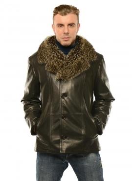 Мужские кожаные куртки и дубленки от фабрики Каляев (3) (270x370, 71Kb)