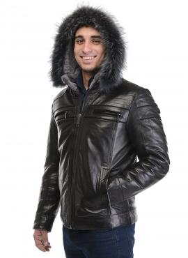 Мужские кожаные куртки и дубленки от фабрики Каляев (5) (270x370, 68Kb)