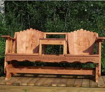 Дачная мебель своими руками (6) (340x299, 104Kb)