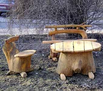 Дачная мебель своими руками (12) (340x299, 99Kb)
