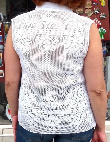 Филейные Блузки В Самаре