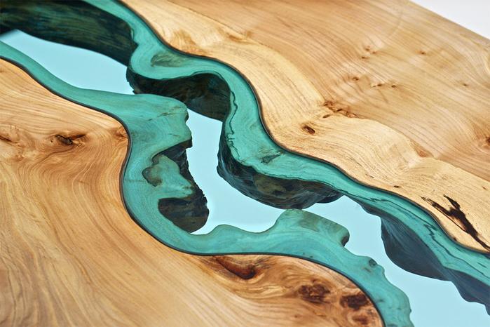 красивые деревянные столы Greg Klassen фото 5 (700x466, 415Kb)