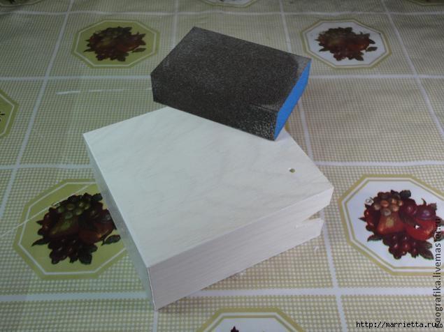 Декупаж. Рисуем вуаль со складочками. Мастер-класс (5) (635x476, 130Kb)