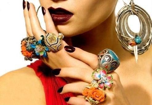 Всегда модная бижутерия и энергетический браслет POWER BALANCE