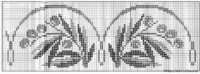 Веселенькая вышивка для кухни (4) (700x259, 188Kb)