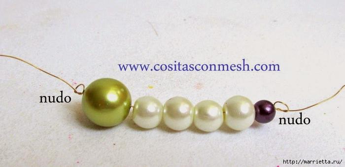 Стрекоза - кулон из жемчужных бусин. Мастер-класс (2) (700x339, 156Kb)