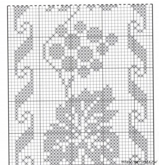 Вязание крючком. Стильные идеи и схемы для уюта в доме (8) (533x550, 250Kb)