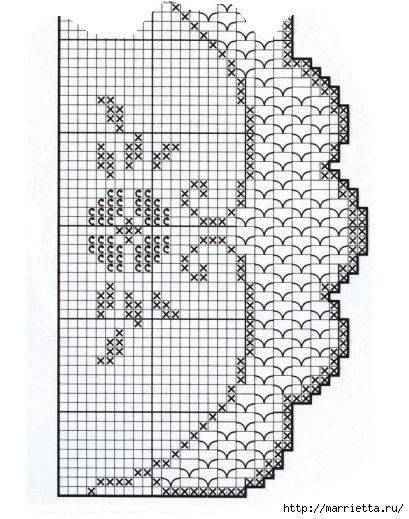 Вязание крючком. Стильные идеи и схемы для уюта в доме (17) (409x519, 161Kb)