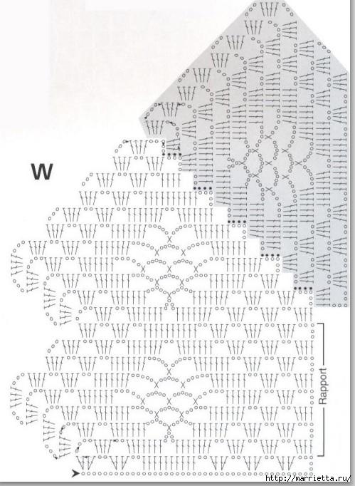 Вязание крючком. Стильные идеи и схемы для уюта в доме (30) (499x682, 213Kb)