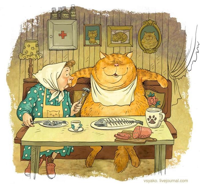 Рисунки Ольги Громовой1 (700x644, 359Kb)