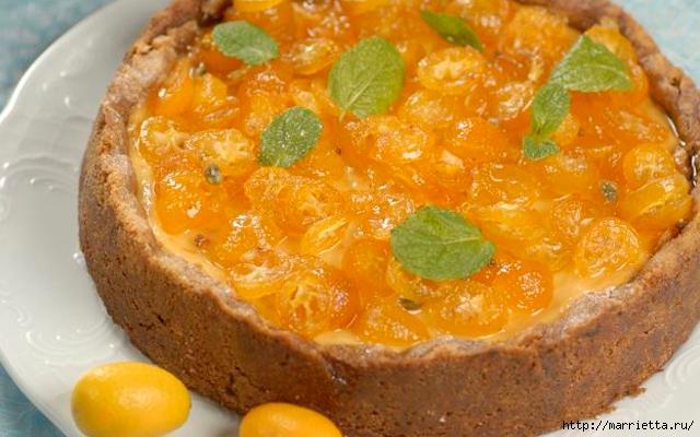 Рецепты чизкейка - апельсиновый и персиковый (1) (640x400, 211Kb)