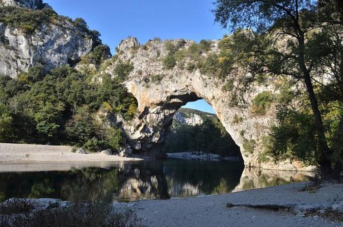 пещера шове франция фото 1 (700x463, 379Kb)