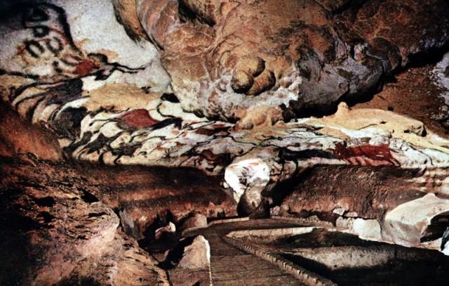пещера шове франция фото 3 (640x407, 320Kb)