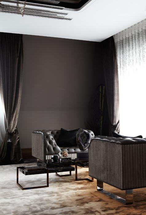 Цвет темного шоколада в дизайне интерьера (15) (475x700, 237Kb)