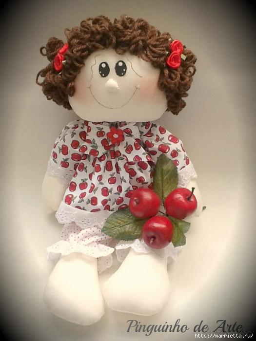 Как сшить текстильную куклу. Выкройка и мастер-класс (21) (525x700, 220Kb)