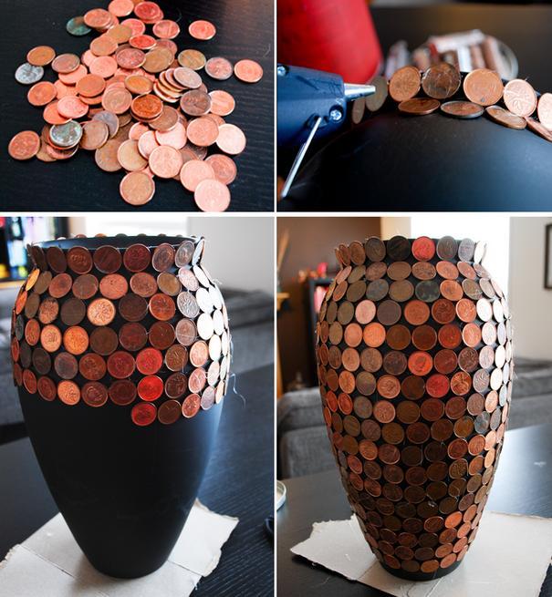 Jarrones de decoración monedas (1) (605x655, 356Kb)