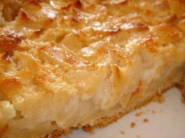 Цветаевский яблочный пирог (596x445, 44Kb)