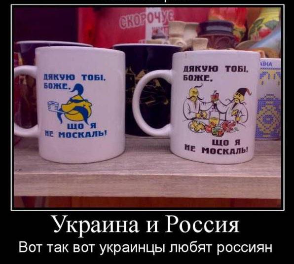 Фото приколы про укропов: