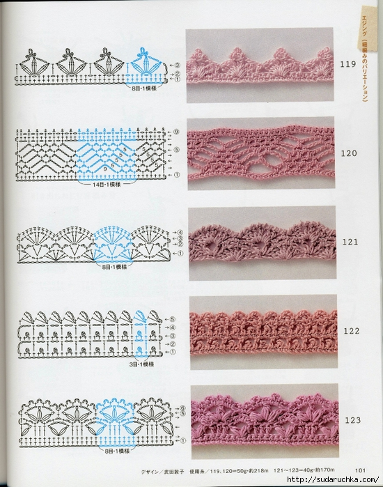 Crochet pattern (106) (550x700, 338Kb)