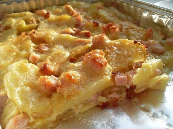 Картофель запеченный с сыром и карбонадом (604x453, 66Kb)