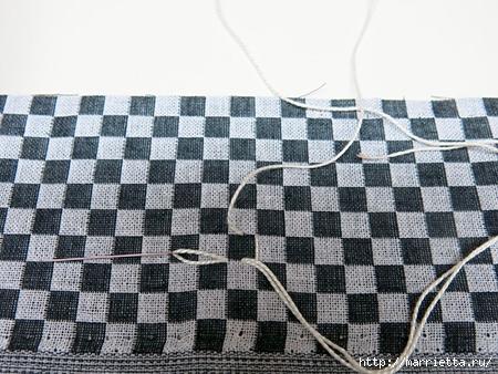 Как украсить полотенце вышивкой лентами. 4 мастер-класса (43) (450x338, 154Kb)