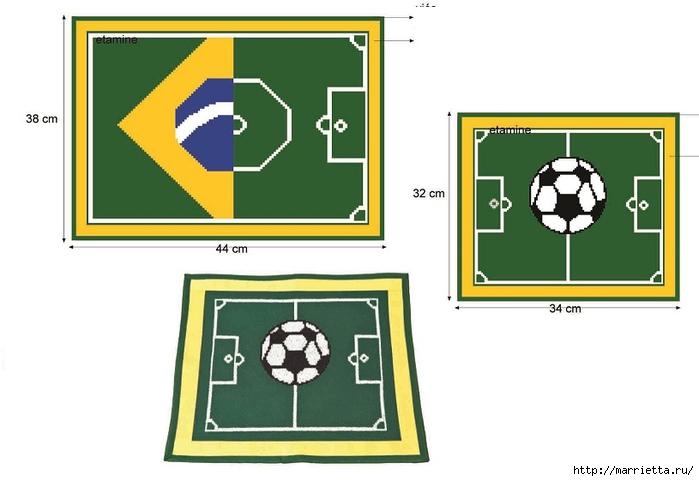 Вышивка салфеток к Чемпионату мира по футболу (4) (700x481, 125Kb)