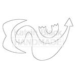 Превью дракоша-выкройка (700x700, 76Kb)