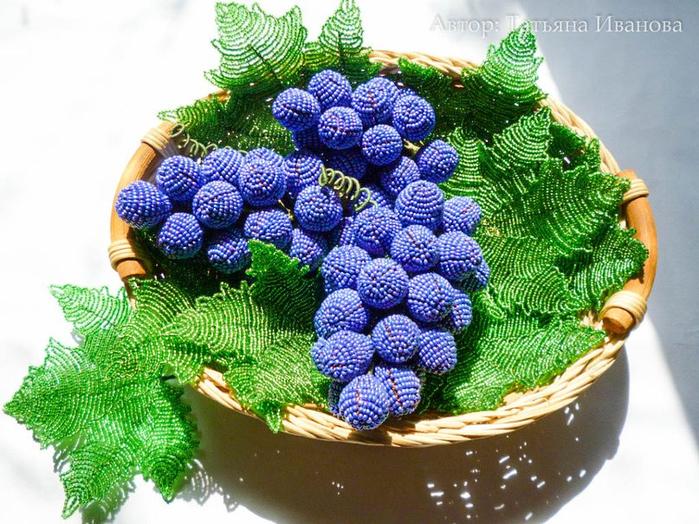 Лоза из винограда и поделки