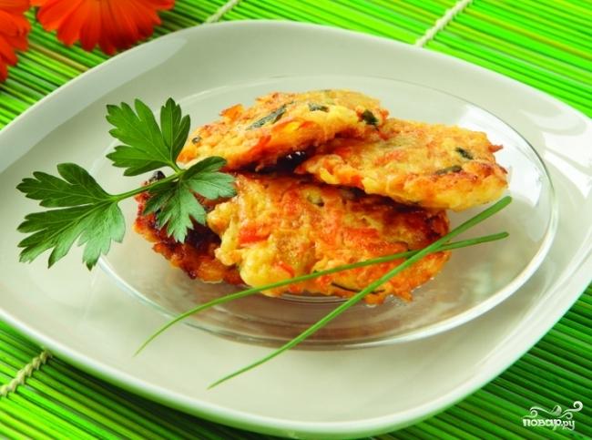 Блюда из кабачков баклажанов и моркови