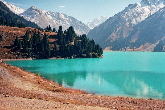 Большое Алматинское озеро2 (700x466, 232Kb)