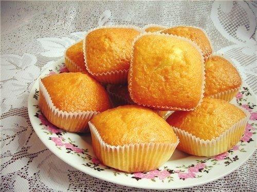 Простые и вкусные кексы со сгущенкой (500x375, 60Kb)