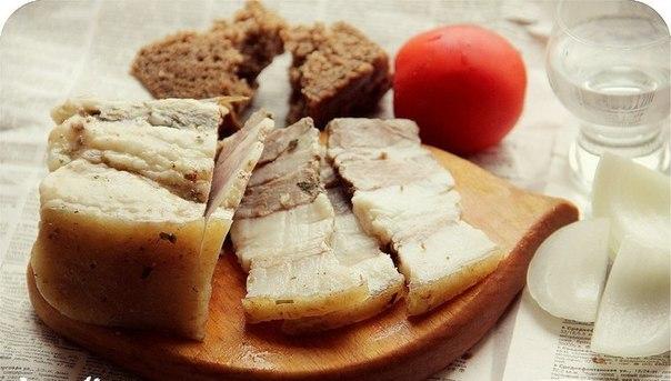 Рецепт приготовления вкусного сала (604x343, 48Kb)
